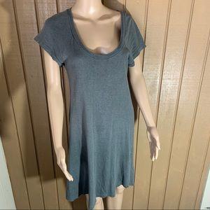 Prairie Underground Hemp Organic Cotton Dress S